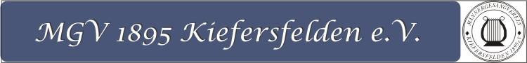 Männergesangverein 1895 Kiefersfelden e.V.